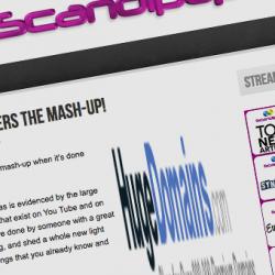 The master of Mash-ups according to this blog!